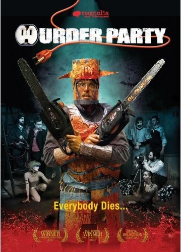 MURDER PARTY BY SHARP,CHRIS (DVD)
