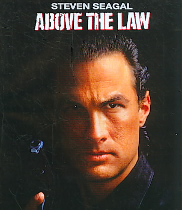 ABOVE THE LAW BY SEAGAL,STEVEN (Blu-Ray) -